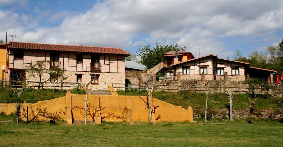 El Lago: Apartamentos Rurales 4 La Casita