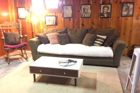 The Knotty Pine - Baker City - Appartement