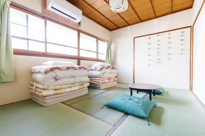 Thank you Hippopotamus Hostel private room