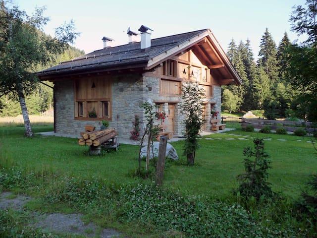 Chalet Lago dei Caprioli - Pellizzano - Casa de campo