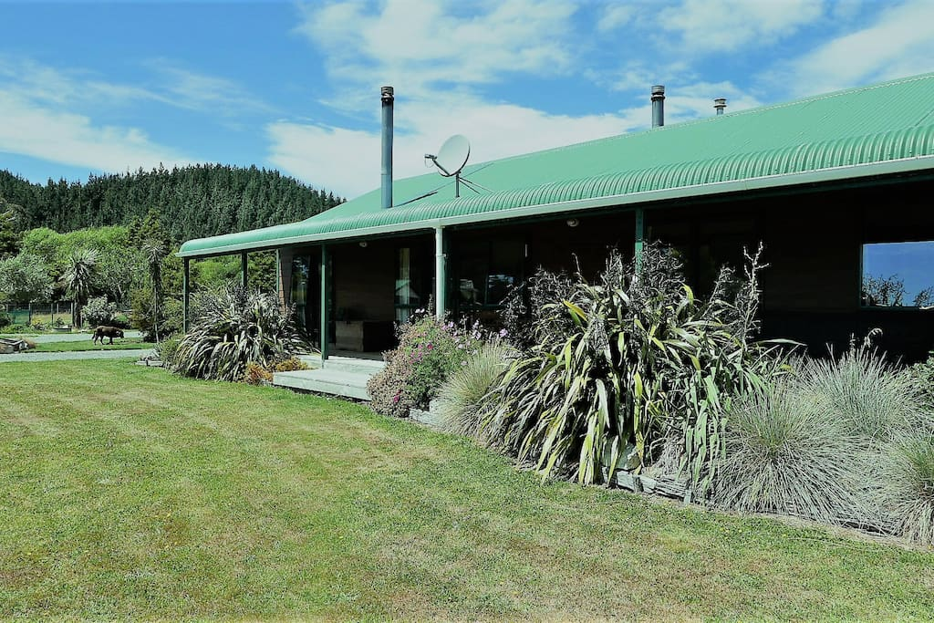 Trelan homestead