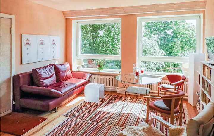 Beautiful apartment in St. Annen with 1 Bedrooms