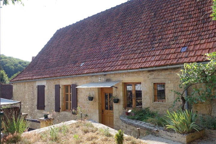 Holiday cottage at the heart of the Black Perigord - Groléjac - Casa