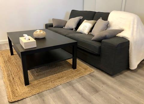 Appartement refais à neuf 69 m2 - Bessan -