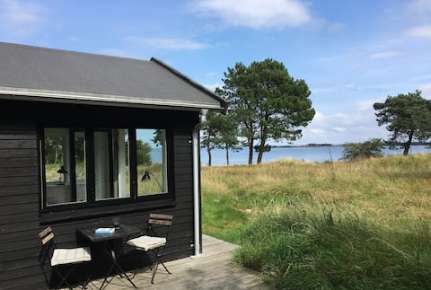 Summerhouse at island - fjordview