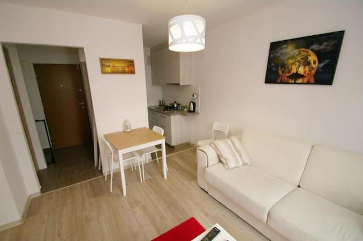 Luna Apartment in Warsaw City Center