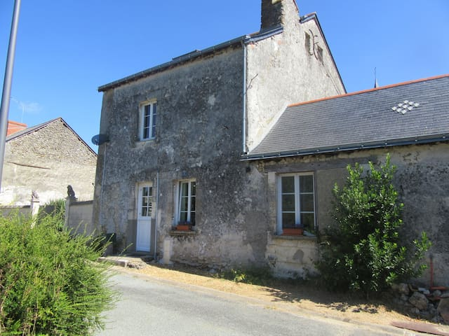 Beautifully restored house in a rural village