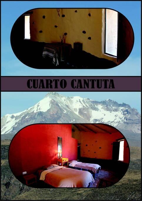Chambre Cantuta