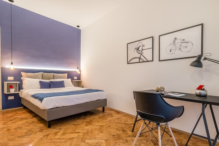 Brand New Apartment For 4 Guests + Wi-Fi