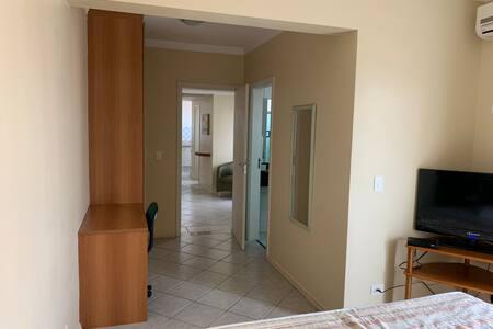 Apartamento 121 Bristol Center Flat em Piracicaba