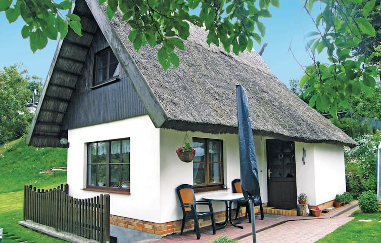 Holiday cottage with 2 bedrooms on 55m² in Ankershagen OT Bocksee