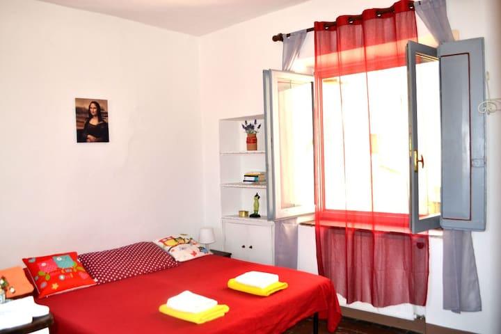 ECONOMICO centrale e tranquillo x 4 - Florencia - Apartamento