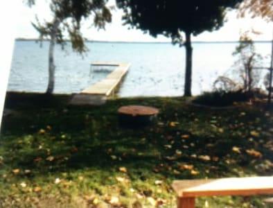 Ice fishing? Summer cottage on lake - Innisfil