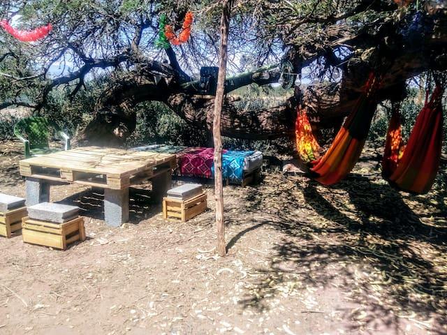 Casa Larache, MagMa turismo aventura. - San Pedro de Atacama - Huis