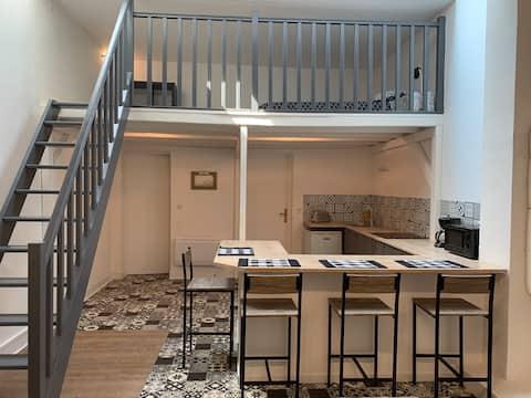 Appartement cosy sur Albert