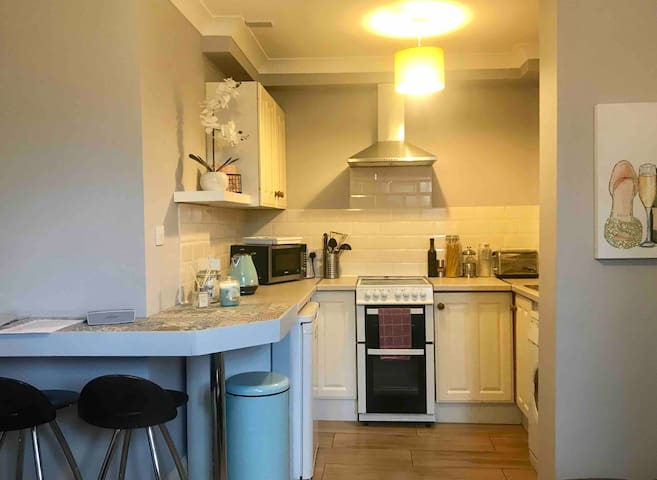 Cosy 2 bedroom apartment in Galway City