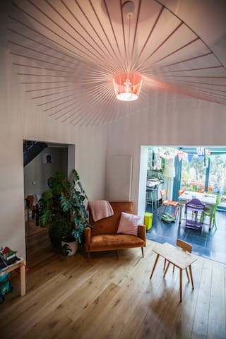 ★BRUSSELS★ Spacious townhouse for family and co