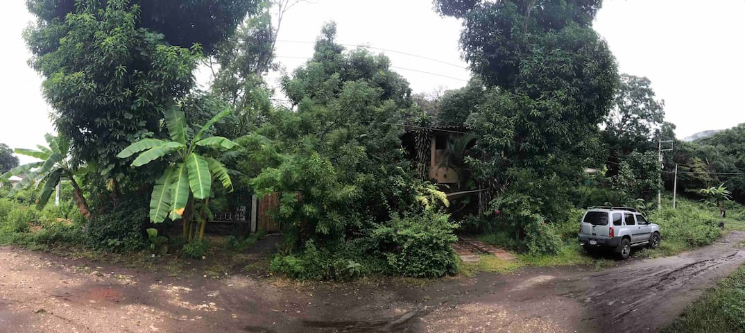 Enjoy open air living in a tropical pueblo.