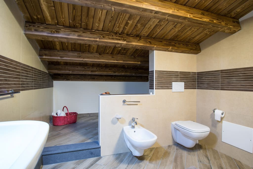 Bagno Privato, Private Bathroom
