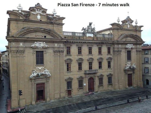 San Firenze - 7 minutes walk