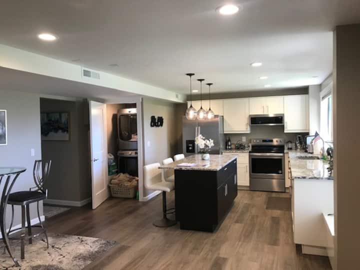 Beautifully Remodeled Lower Level of Home