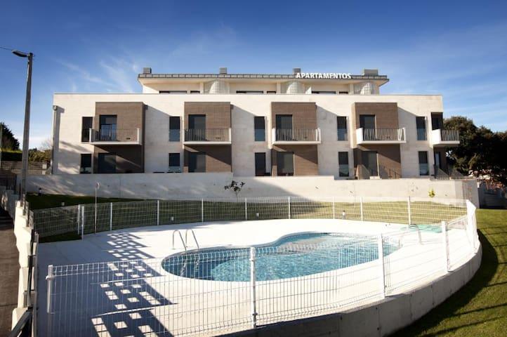 apartamento de dos hab. con terraza 4 personas n4
