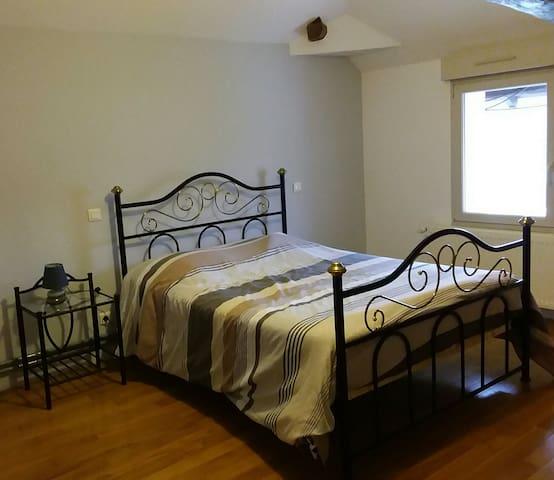 Suite 1 ère annonce pour réservation 2 chambres
