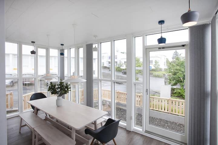 Ilmur Apartments - Ground floor