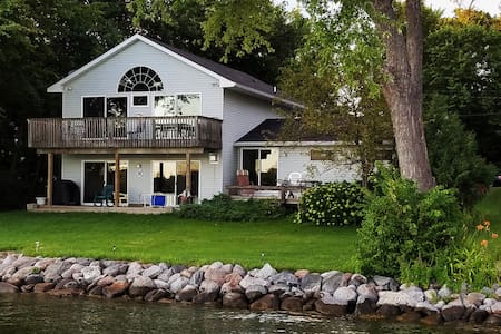 Beautiful Lake Minnetonka Home for Ryder Cup - Mound - Casa