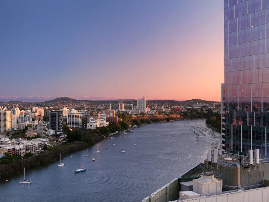 Brisbane River View