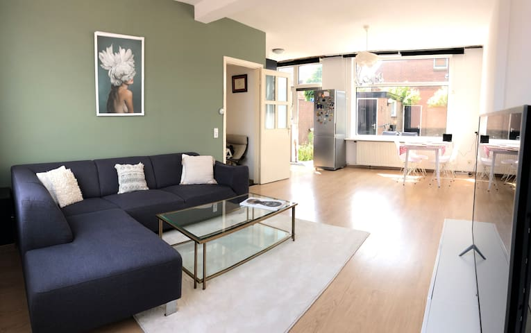 Entire House in Keukenhof & Easy Access to Airport