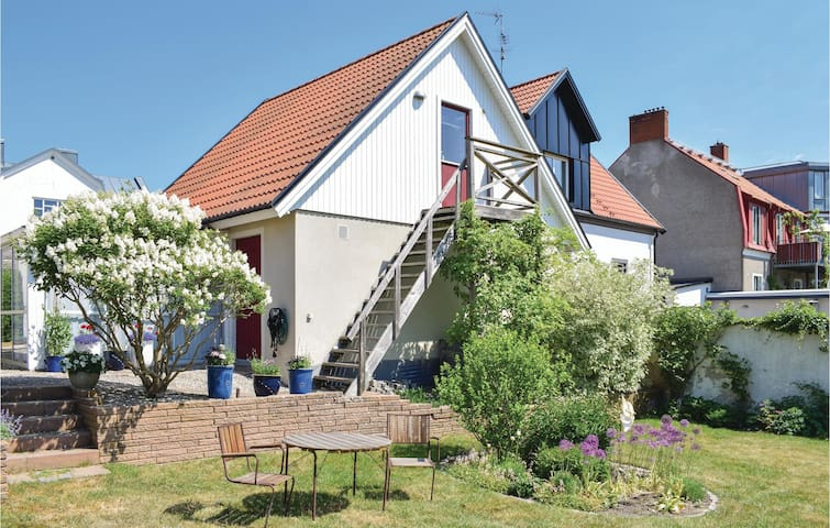 Holiday apartment with 1 room on 25m² in Ystad