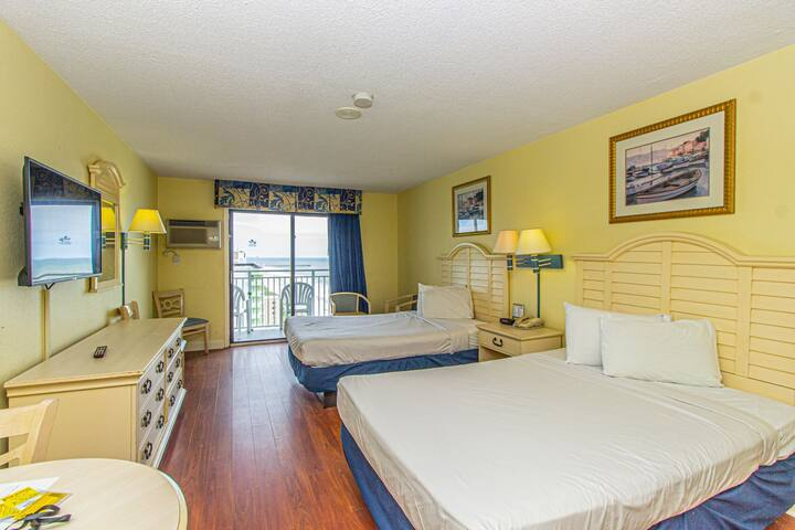 Incredible Views!  Sea Mist Resort 51610 - 2 Double Beds - Full Kitchen!