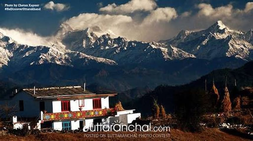 The Himalayan Hideout (Ram Singh Mehra Home stay)