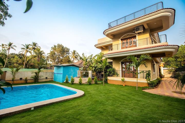 Ziva villa with a private pool