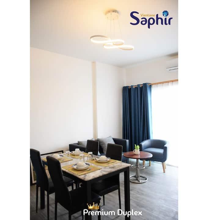 Vientiane Saphir - Duplex Apartment
