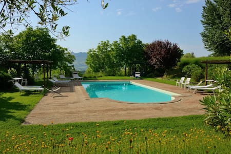 La Torriola - Il Papavero, sleeps 2 guests in Todi - Todi