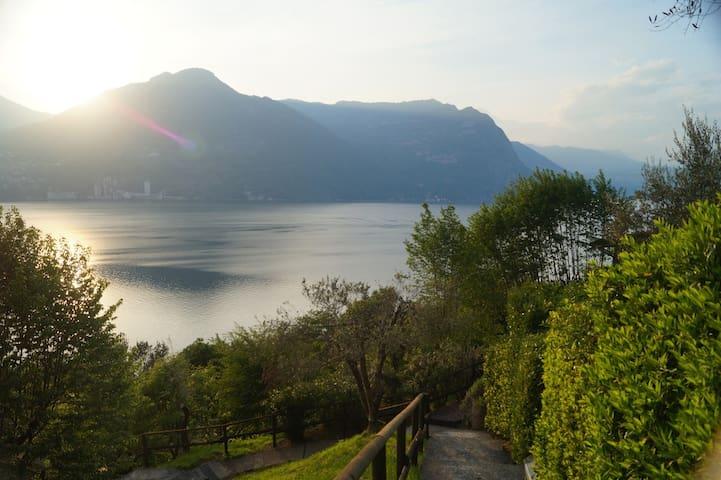 La Tranquilla - Monte Isola - Menzino - Cabaña