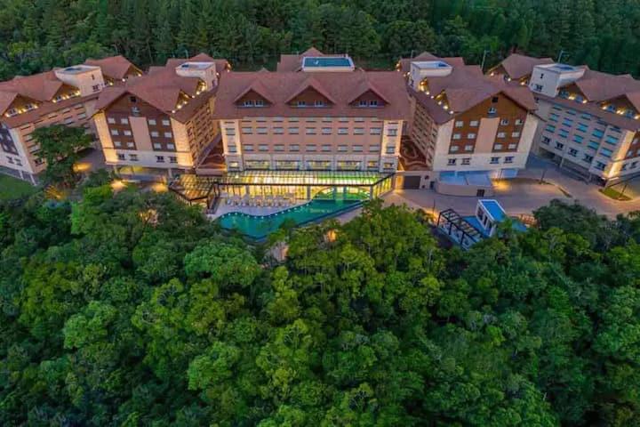 Apartamento no Gramado Termas Resort & Spa