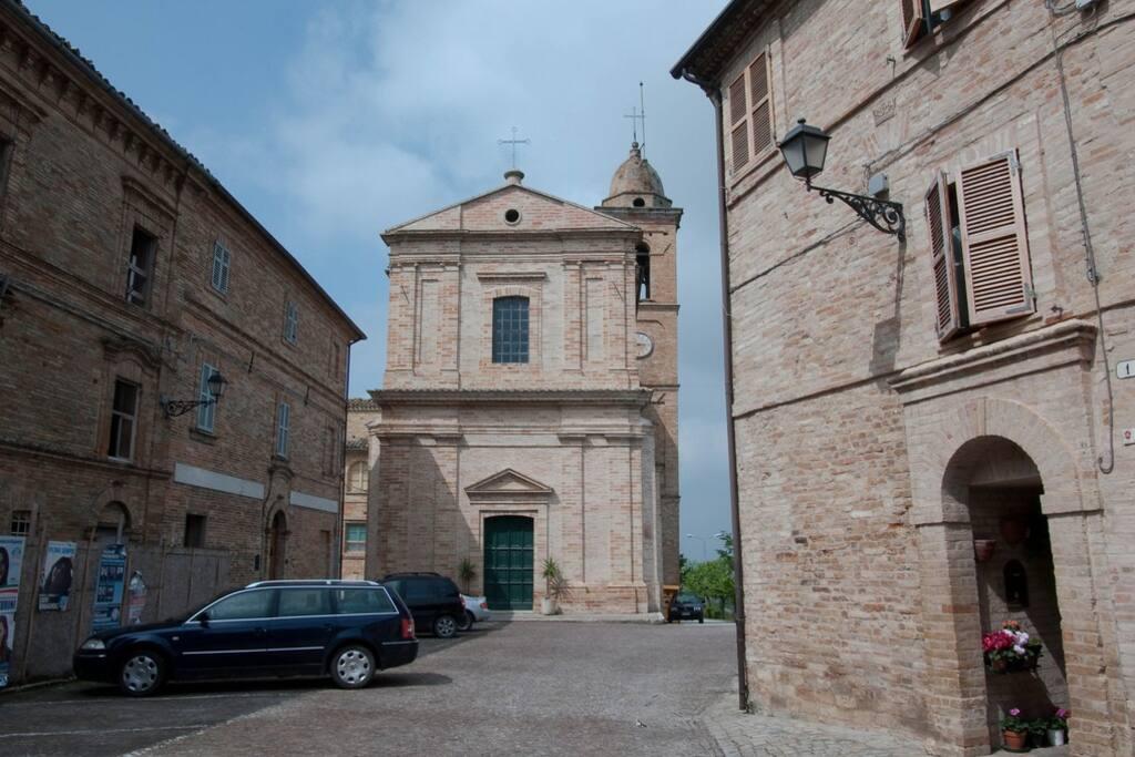 Piazzetta Moregnano