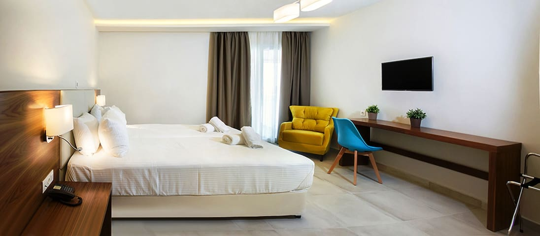 Deluxe Double Room - Stavros - Bed & Breakfast