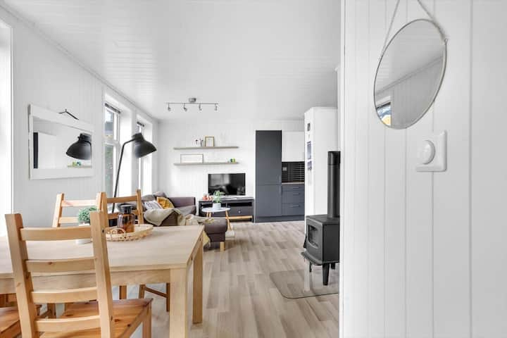 Central aparment in Tromsø (Available this summer)