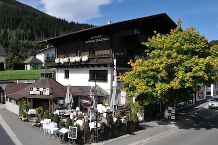 Aparthotel Steiner - App. Skibergblick - Eben im Pongau