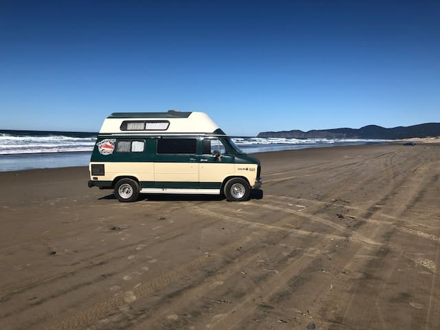 Camper Van for rent