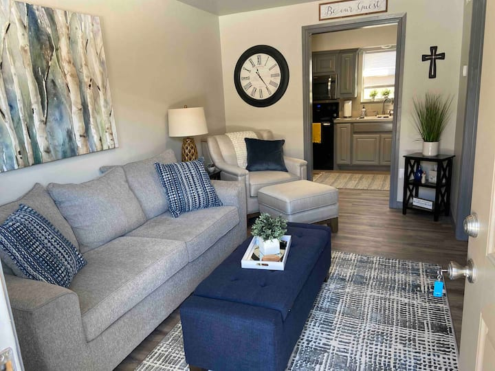 Apt in Central Lawton-perfect for long term stays