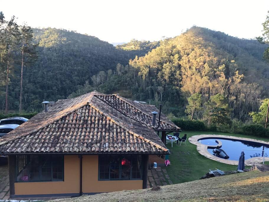 Vista da Casa - Anexo