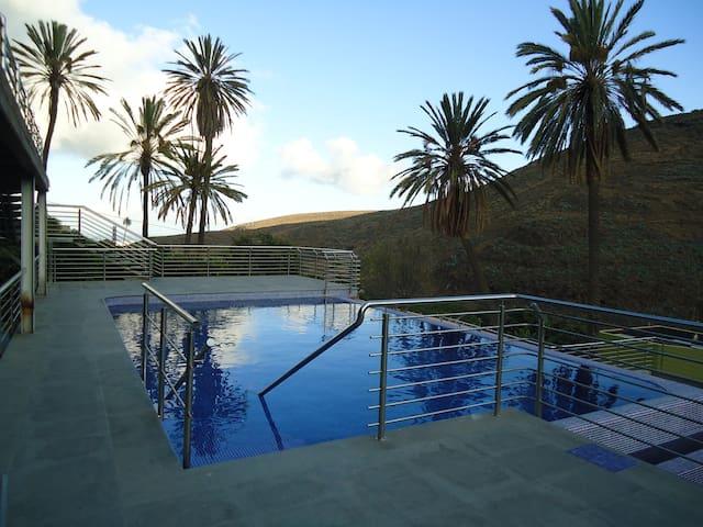 Holidays Flat Finca Oasis - apart n -4 - Balcon de Telde - Apartemen