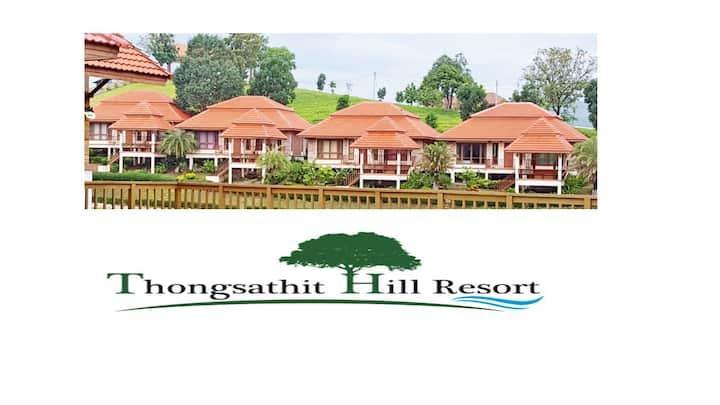 Thongsathit Hill Resort Lake Room