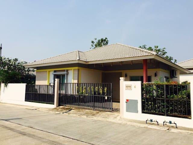 Huahin house