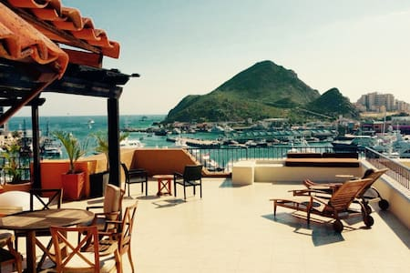 Marina View Penthouse, Huge Patio! - Cabo San Lucas - Wohnung